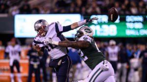 2016 Patriots at Jets
